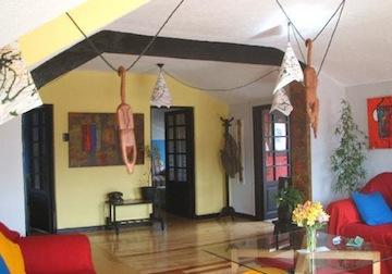 Hotels in bolivia spaanstalige wereld for Apart hotel a la maison la paz bolivia