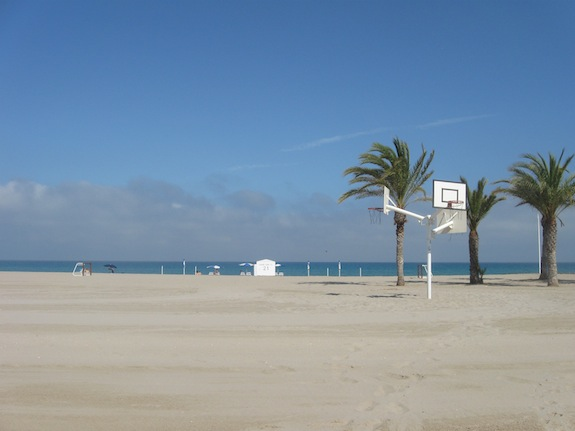 Playa de San Juan in Alicante